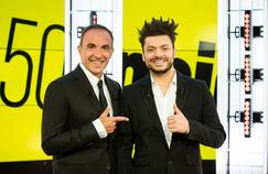 Kev Adams sur TF1 50' Inside