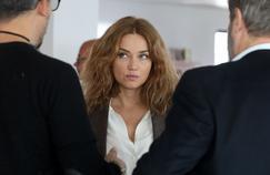 Marine Delterme, héroïne d'Alice Nevers: «Il faut bousculer un peu les choses»