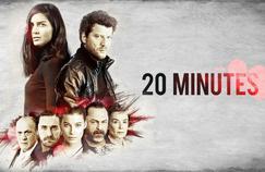 20 minutes, la série phénomène turque débarque sur Novelas TV