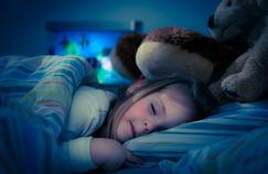 Enfants: l'éducation au sommeil est nécessaire