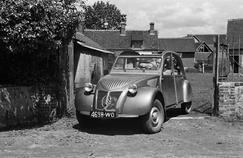Quiz Citroën 2 CV