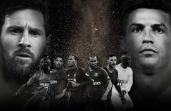 Messi et Ronaldo à l'honneur sur RMC Sport