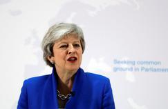 Brexit: Theresa May propose aux députés de faire valider son accord par référendum