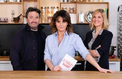Faustine Bollaert (À table!): «Yves Camdeborde m'a décomplexée»