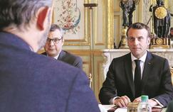 Comment Macron prépare l'après-26 mai
