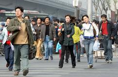Des compagnies d'assurances chinoises surveillent le nombre de pas de leurs clients