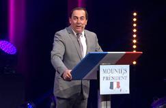 Éric Carrière: «Les politiques ont raison d'avoir peur des humoristes»