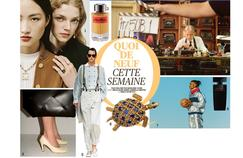 Louis Vuitton, Cartier, Rochas, Paul Smith... Les nouveautés de la semaine