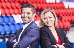 Bixente Lizarazu-Laure Boulleau: «Ce mondial va attiser l'intérêt du public pour le football féminin»