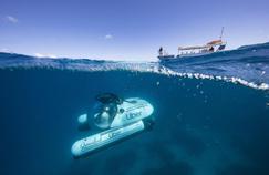 Découvrez la Grande Barrière de Corail avec un sous-marin Uber