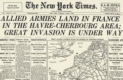 Débarquement: la revue de presse des 6 et 7 juin 1944