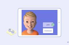 Emoface: l'application qui aide les enfants autistes à apprivoiser les émotions