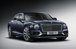 Bentley Flying Spur, le luxe et la performance