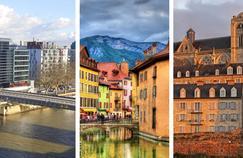 Notre palmarès 2019 des villes où miser sur l'immobilier ancien