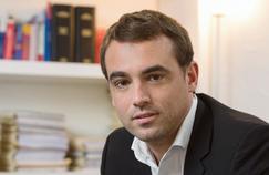 Jean-Baptiste Blanc, offensif à la tête des Jeunes Avocats de France