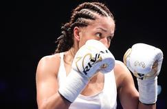 Estelle Yoka Mossely boxe en direct sur L'Équipe
