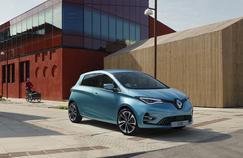 Renault Zoé, la citadine électrique veut aller plus loin
