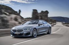 BMW Série 8 Gran Coupé, l'esprit de famille