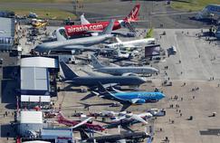 Airbus marque un point au Salon du Bourget