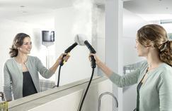 Choisir un nettoyeur vapeur Kärcher