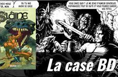 La case BD: Slaine ou le plus punk des barbares