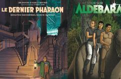 Box-office BD de la semaine: Blake et Mortimer indétrônables et invasion extraterrestre