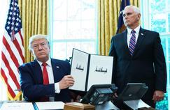 Ran Halévi: «Face à l'Iran, Trump n'est pas seulement brutal, mais contradictoire et illisible»