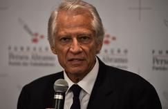 Dominique de Villepin: «Le risque pour la droite, c'est la perte de sang-froid»