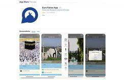«Il faut faire interdire l'application Euro Fatwa!»