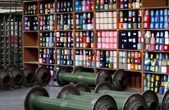 L'industrie des tissus français reprend des couleurs