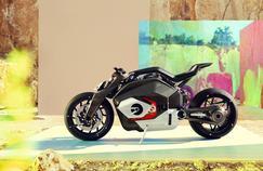 BMW Motarrad Vision DC Roadster : un futur réduit au silence ?