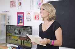 Caroline Delage (Au tableau!): «Gad Elmaleh répondra aux accusations de plagiat»