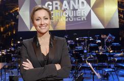 Anne-Sophie Lapix : «Le Grand Échiquier est la plus grande salle de spectacle de France»
