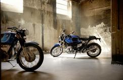 BMW R nineT /5, nostalgie quand tu nous tiens