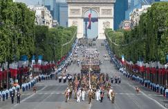 14 Juillet : le dispositif de TF1 et France 2