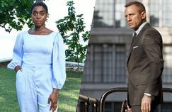 Une femme noire dans le costume de 007 pour le prochain James Bond