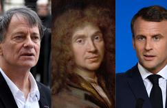Molière au Panthéon? Francis Huster interpelle Emmanuel Macron et lance une pétition