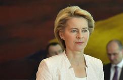 Face au Parlement européen, Ursula von der Leyen joue le tout pour le tout