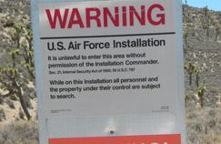 États-Unis: plus d'un million d'utilisateurs Facebook projettent d'envahir la Zone 51
