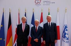 Le G7 finances s'attaque aux inégalités