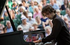 La Roque-d'Anthéron, pépinière de jeunes pianistes