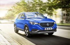 MG Rover revient en Europe à la faveur de l'électrique