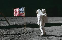 L'Équipe s'envole pour la Lune