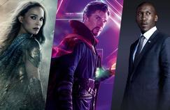 Portman, Jolie, Johansson, Hayek... Marvel surfe sur la vague des super-héroïnes