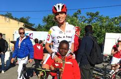 Sylvie Tellier pédale sur le Tour pour la bonne cause