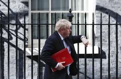 Boris Johnson entrera à Downing Street mercredi