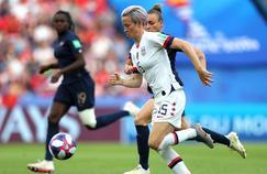 Le succès fou du football féminin à la télévision