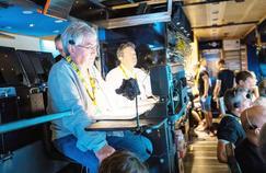 Jean-Maurice Ooghe (Tour de France) : «J'ai l'impression d'être à la tête d'un tapis volant»