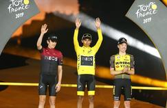 Tour de France : carton plein pour France Télévisions