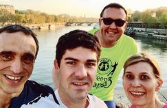 Les quais de Seine, la piste préférée des députés LR